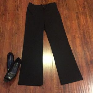 Black women's dress slacks
